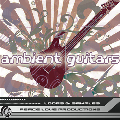 Ambient Guitars Loops by Brian Daly