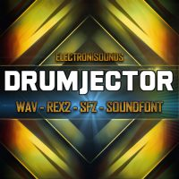 DRUMJECTOR Loops, One-shots and Sound Fonts