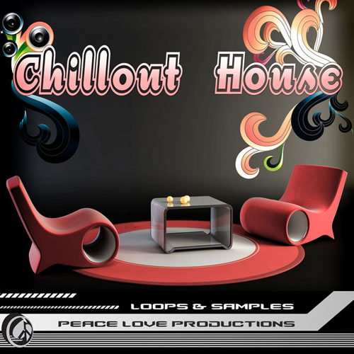 Chillout House Loops and MIDI by PLP