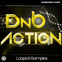Download DnB Action - Drum and Bass Loops and One-Shots