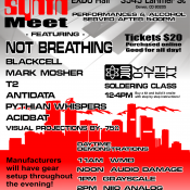 Denver Synth Meet - Flyer 3