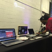 Soundtrack Loops Booth -Red Dragon VST promo, SoundPrism - Denver Synth Meet 2015