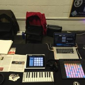Soundtrack Loops Booth - Denver Synth Meet 2015