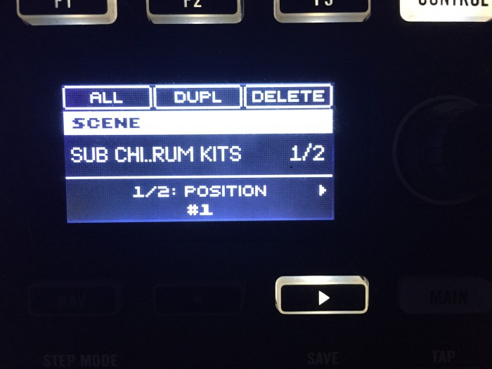 Sub Chill Drums Instrument for Maschine