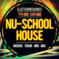Nu-School House - Loops, One-shots, Serum Presets, MIDI and Massive Presets
