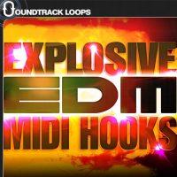 Explosive EDM MIDI Hooks - Loops, One-Shots & MIDI