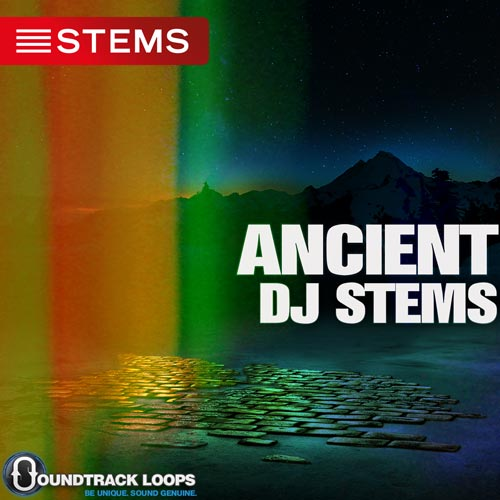 Download EDM DJ Stems titled Ancient from Soundtrack Loops.