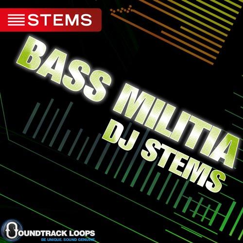 Bass Malitia - Dubstep DJ Stems