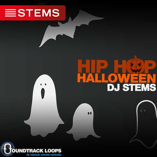 Hip Hop Halloween DJ Stems