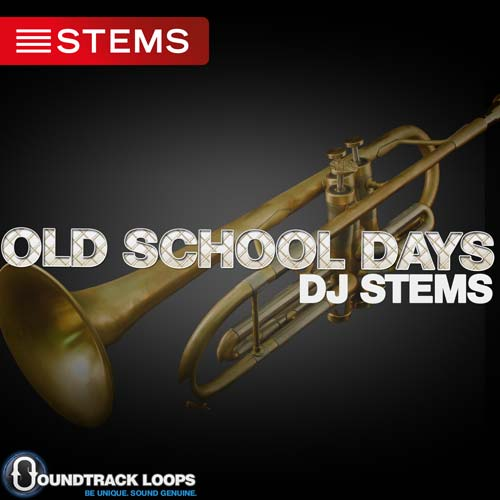 Trip Hop DJ Stems Download - Old School Days