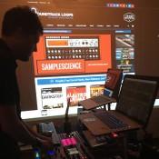 Soundtrack Loops NAMM16 Pre-set up L.A. Office