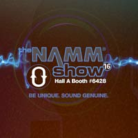 Soundtrack Loops @ The Namm Show 2016 Hall A Booth 6248