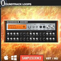 Download 808 Drum Machine VST / AU by Sample Science