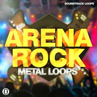 Download Arena Rock Loops Royalty Free by Soundtrack Loops