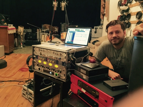 Alex Theoret Recording Gear - Butler Recording Studio
