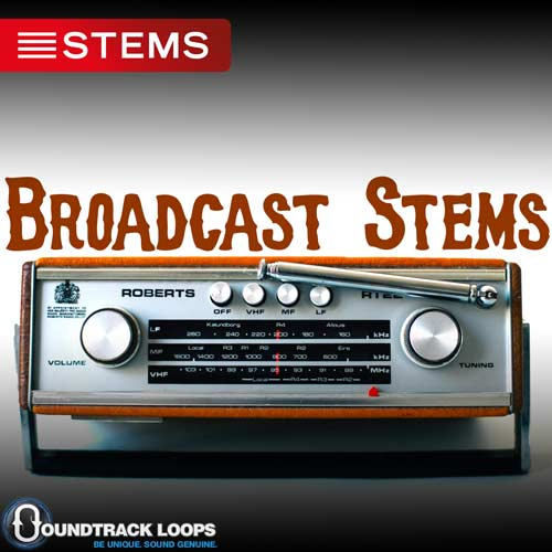 Broadcast STEMS - DJ STEMS for a Live Audience