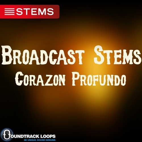 Download Broadcast STEMS Corazon Profundo- DJ STEMS for a Live Audience
