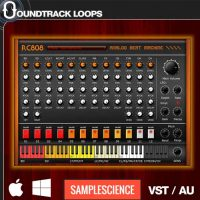 Download 808 Drum Machine CST/AU