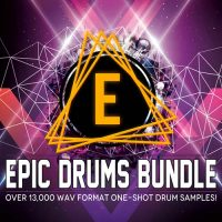 Epic Drums Bundle - One-Shot Drum Hits