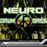Download Neuro Drum n' Bass by Peace Love Productions