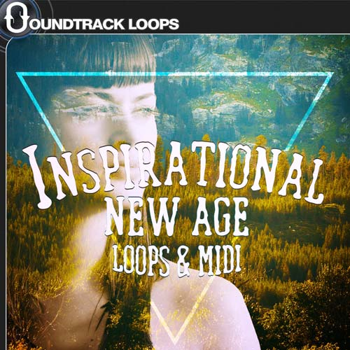 Inspirational New Age – Loops and MIDI
