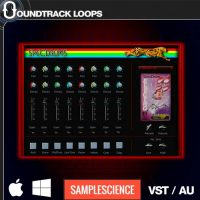 Download SpecDrums - VST / AU Drum Synthesizer