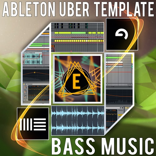 Download Ableton Live templates - Bass Music