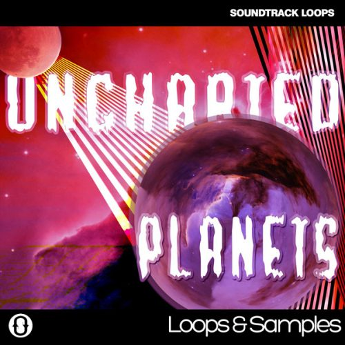 Download Uncharted Planets - Dark Ambient Space & Glitch Loops