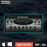 Download Nostromos Synthesizer by SampleScience