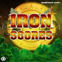 Download Iron Scores - Loops & Construction Kit Soundscapes