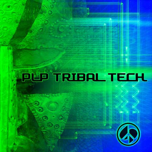 Download Tribal Tech - Warehouse Rave Loops & One-Shots