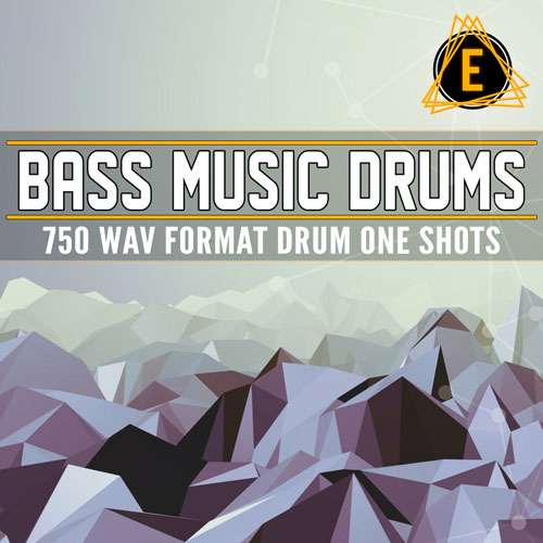 Download Bass Music Drum One-Shots Library