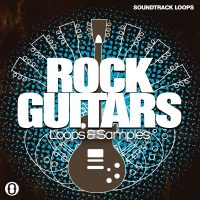 Download Rock Guitars royalty free sounds for all DAWs