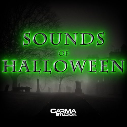 Download Sounds of Halloween Royalty Free Sound Effects by Carma Studios