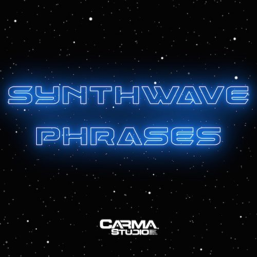 Download Synthwave phrases royalty free loops by Carma Studio
