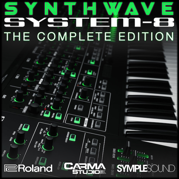 Synthwave for System-8 Complete Edition