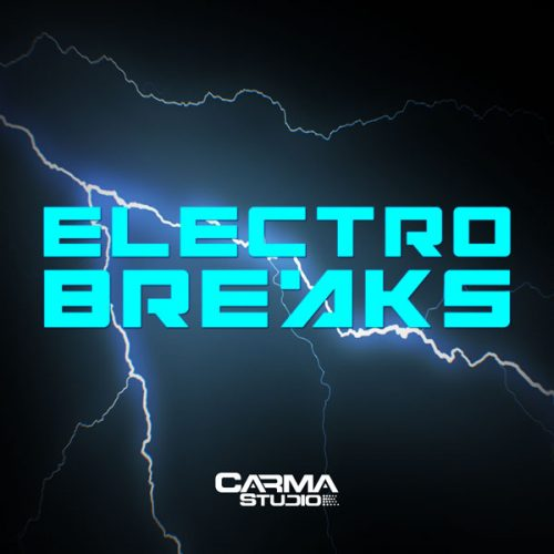 Download Electro Breaks royalty free loops by Carma Studio