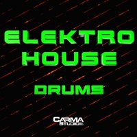 Download Elektro House Drums royalty free loops by Carma Studio