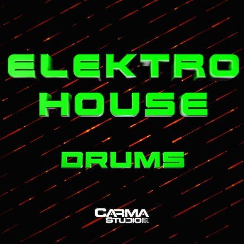 Download Elektro House Drums royalty free loops by Carma Studio