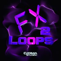 Download FX Loops 2 royalty free by Carma Studio