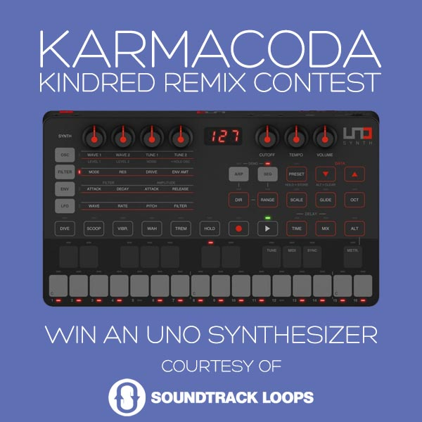 Karmacoda | Kindred Remix Contest | SOUNDTRACK LOOPS