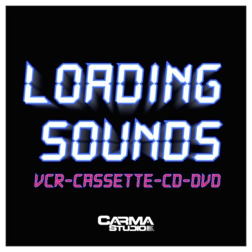 Download Loading Sounds royalty free loops by Carma Studio