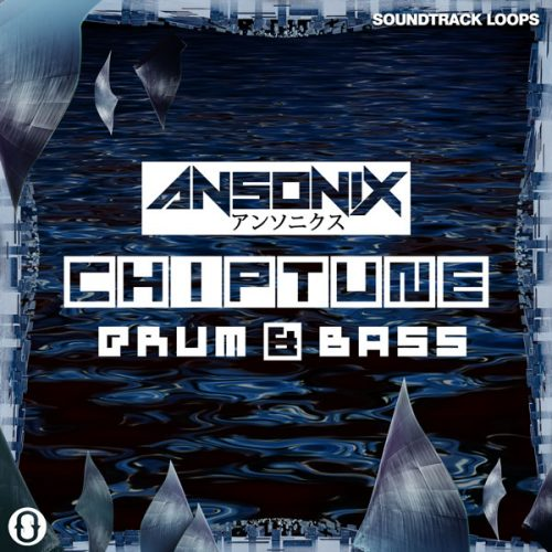 Download Royalty Free Ansonix Chiptune Drum & Bass Loops