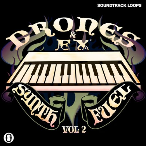 Download Royalty Free Synth Fuel Vol 2 Loops by Soundtrack Loops