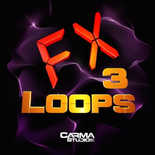 Download FX Loops 3 royalty free by Carma Studio
