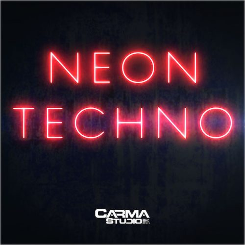 Download Neon Techno royalty free by Carma Studio