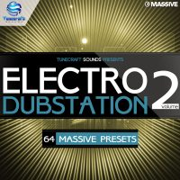 Download Royalty Free Electro Dubstation Massive Presets by Tunecraft