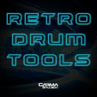 Download Retro Drum Tools royalty free by Carma Studio