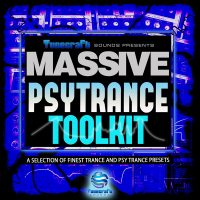Download Royalty Free NI Massive Psytrance Toolkit by Tunecraft