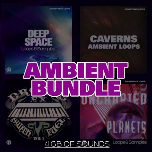 Download Ambient Sounds Bundle by Soundtrack Loops